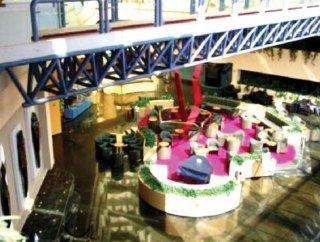 Holiday Inn ciudad de Mexico Plaza Dali