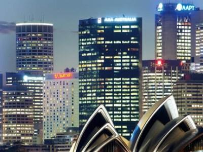 Marriott Sydney Harbour (Dlx City Vw)