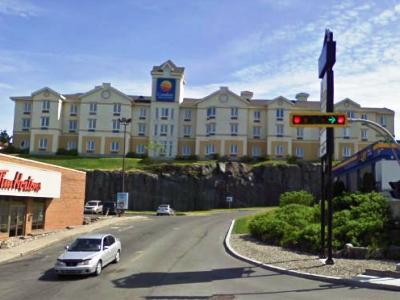 Comfort Inn And Suites Saint Jerome