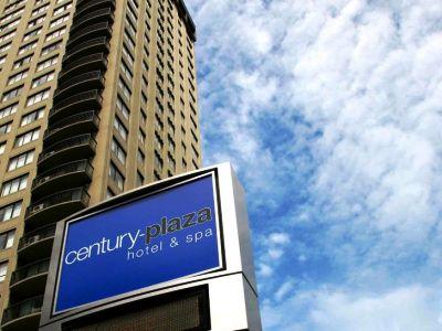 Century Plaza Hotel And Spa
