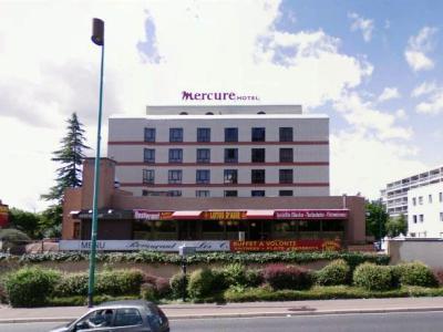 Mercure Cergy Pontoise Centre