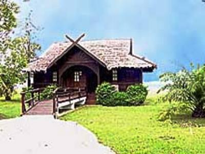 Desa Utara Pedu Lake Resort