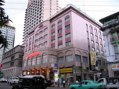 Central Yangon