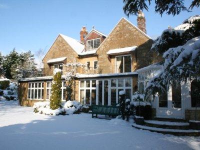 Best Western The Grange At Oborne