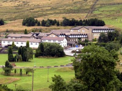 Best Western Moorside Grange Htl And Spa