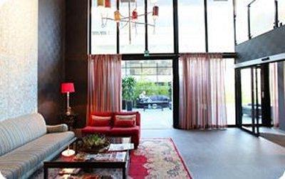 Biz Apartment Gardet Hotel