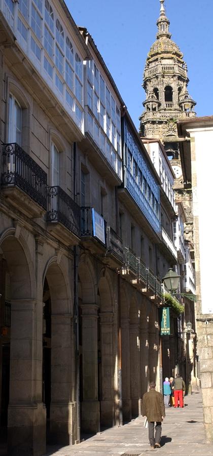 DOMUS SELECTA HOTEL RESTAURANTE RUA VILLAR