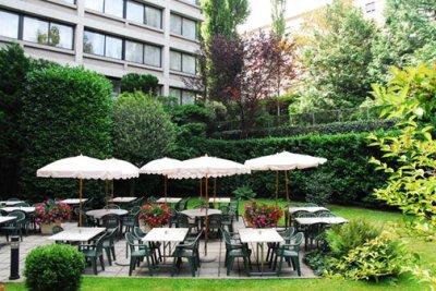 Crowne Plaza Geneva Hotel