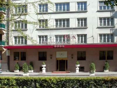 NH Rex Hotel