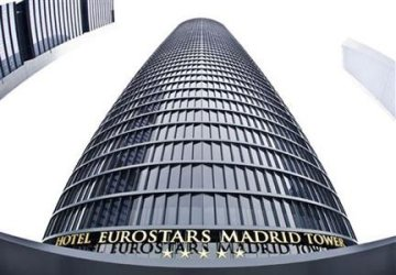 Eurostar Madrid Tower Hotel