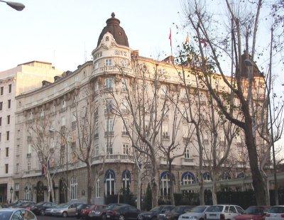Ritz Madrid Hotel