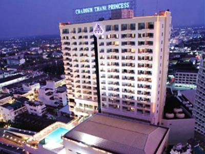 Charoen Thani Hotel Khon Kaen