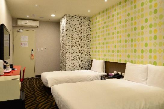 Diary of Taipei Hotel II