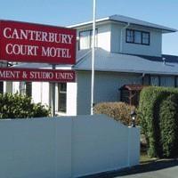Canterbury Court Motel