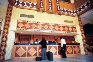 CROWNE PLAZA HOTEL HARARE - MONOMOTAPA