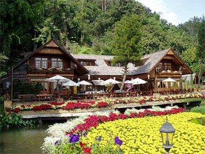 Krisdadoi Resort Chiang Mai