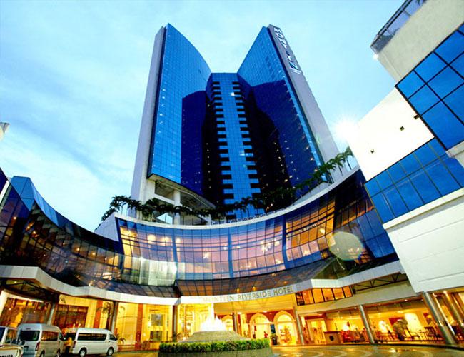 โรงแรมมณเฑียร ริเวอร์ไซด์