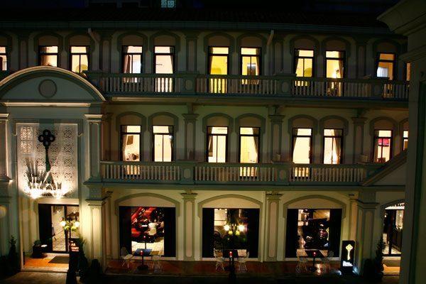 โรงแรม เดอะ เฮอริเทจ บ้านสีลม