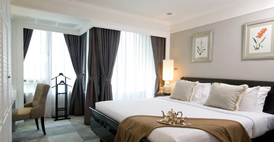 Cape House Langsuan Hotel