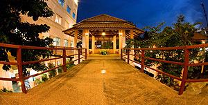 โรงแรม อันดา บูติค