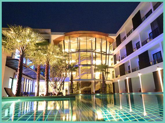 โรงแรม เดอะ พาโก้ ดีไซน์ ภูเก็ต