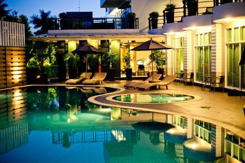 A-Te Chumphon Hotel