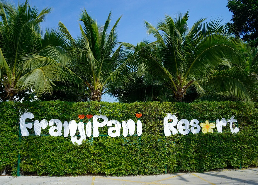 Franjipani Resort
