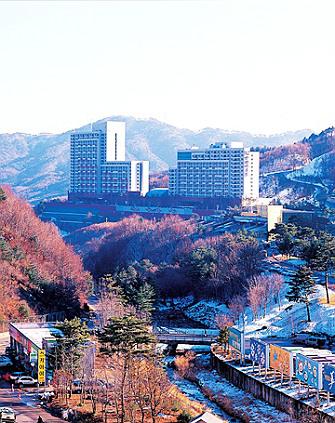 Phoenix Pyeongchang Hanwha Resort
