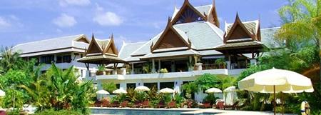 โรงแรมมุกดารา บีช วิลล่า แอนด์ สปา