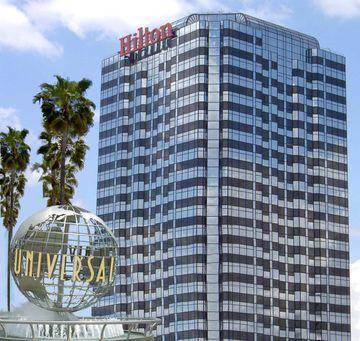 HILTON LOS ANGELES-UNIVERSAL C