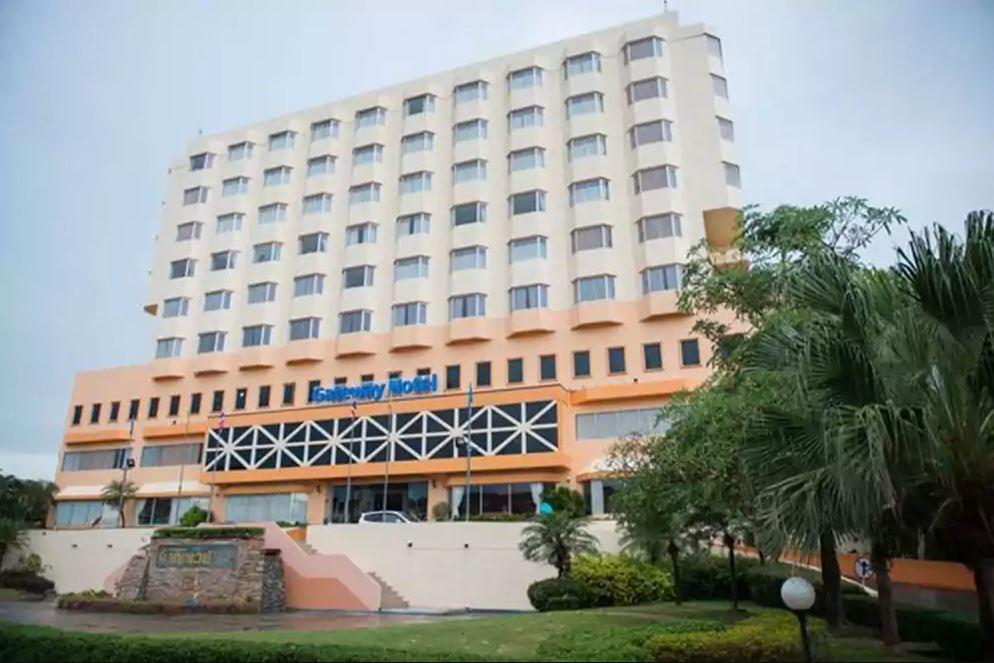 โรงแรมพะเยา เกทเวย์