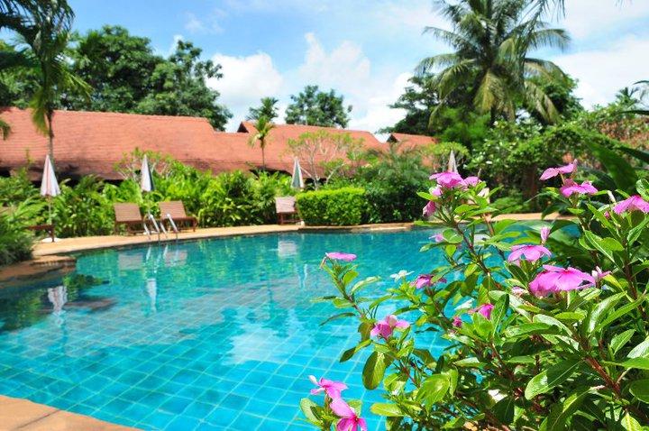 Golden Pine Resort Chiang Rai