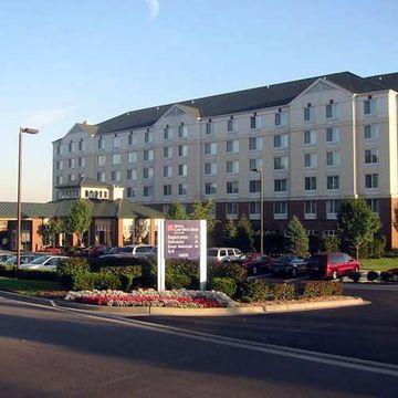 The Hilton Garden Inn Plymouth