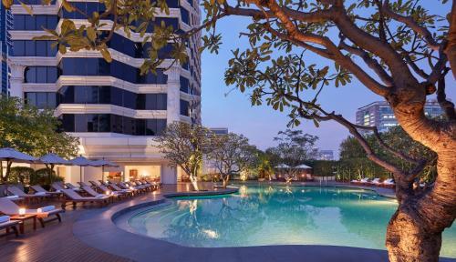 โรงแรม แกรนด์ ไฮแอท เอราวัณ กรุงเทพฯ