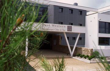 BEST WESTERN PLUS HOTEL LES RIVES DU TER