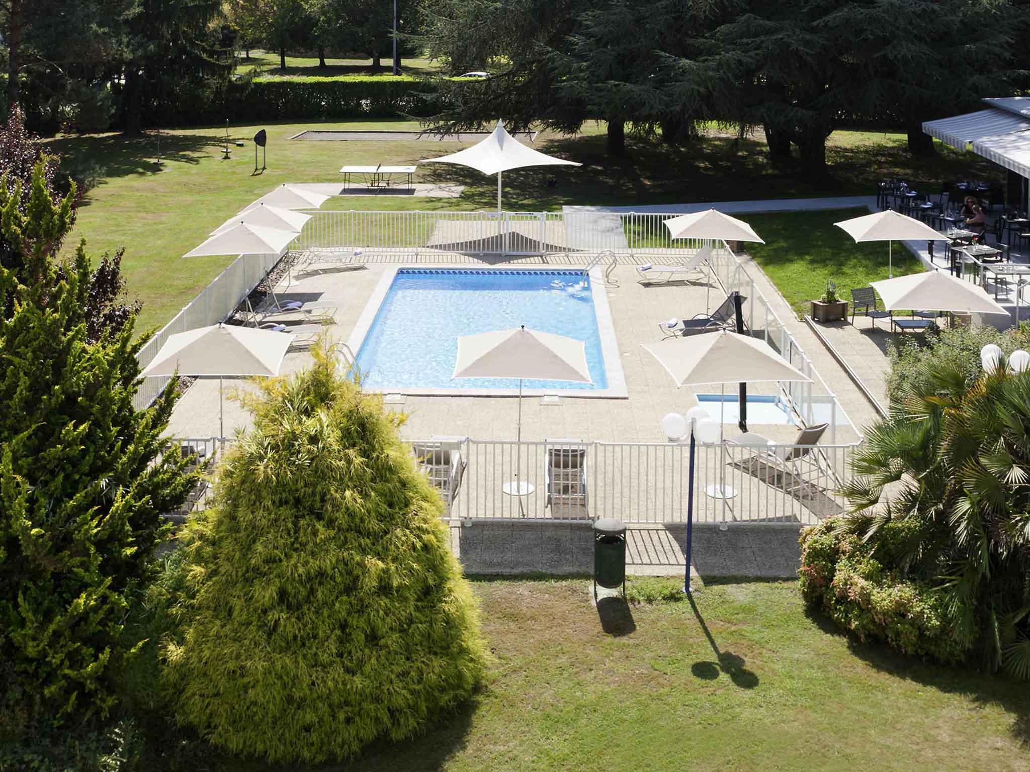 Novotel Pau Pyrenees Hotel