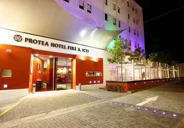 Protea Fire & Ice! Cape Town