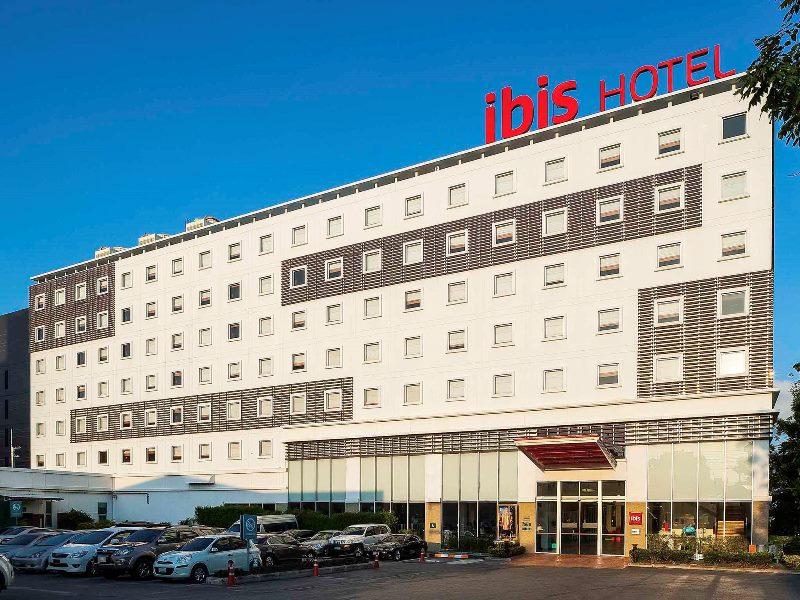 โรงแรมไอบิส พัทยา