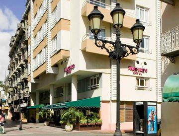 HOTEL MERCURE COMERCIAL SANTO