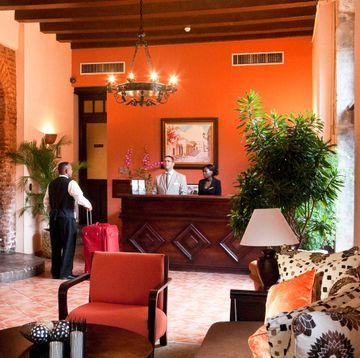 HOTEL FRANCES SANTO DOMINGO (FORMER SOFITEL)