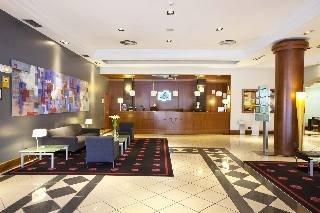Holiday Inn Madrid Calle Alcala