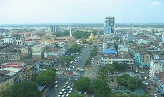 May Shan Hotel