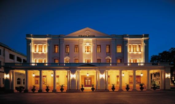 The Strand Hotel, Yangon