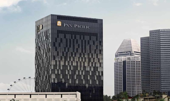 Pan Pacific Serviced Suites Beach Road, Singapore