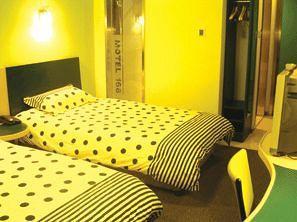 Motel168 Shanghai East JingLing Road Inn
