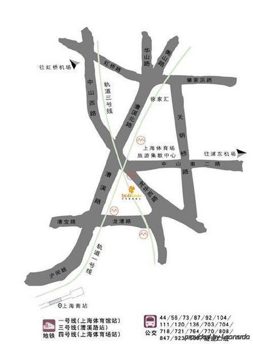 B & B Inn Xuhui Hotel