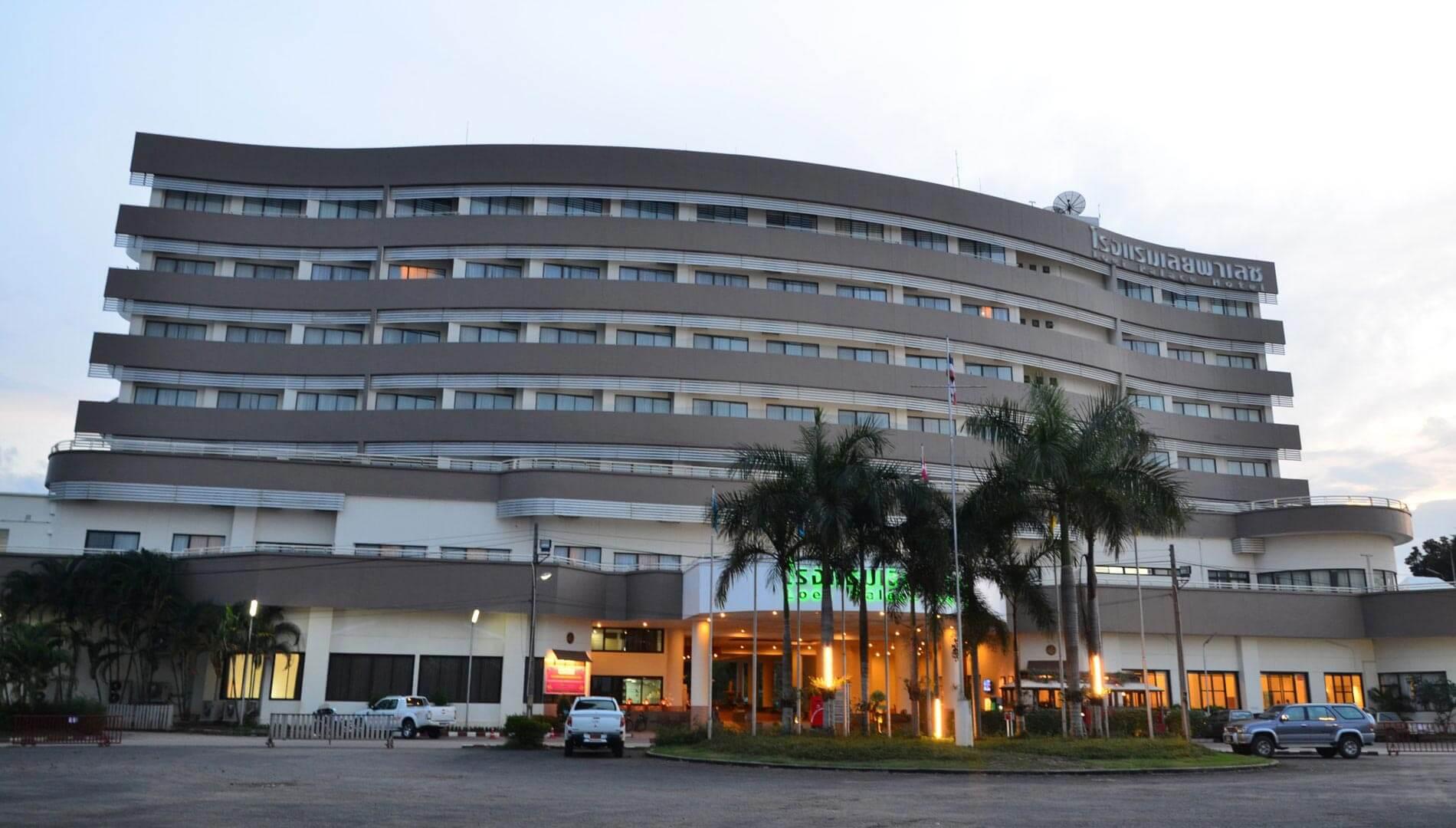 โรงแรมเลยพาเลซ