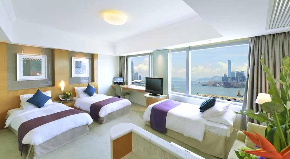 Metropark Hotel Causeway Bay