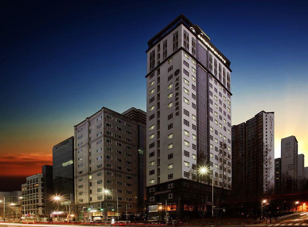 Seocho Artnouveau City