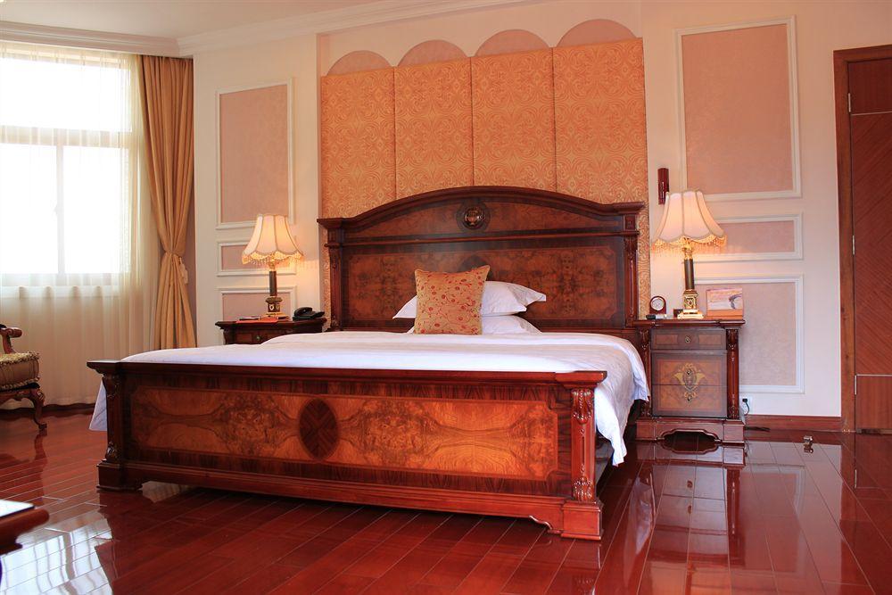 Madagascar Golden Peacock Hotel